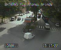 Praça Afonso Arinos