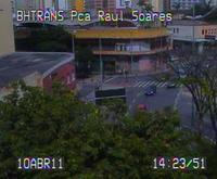 Praça Raul Soares
