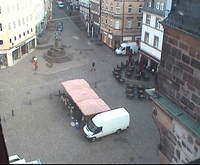 Market square or castle