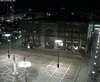 City hall and city-garden