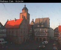 Die Rathaus Webcam