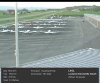 Lausanne Blecherette Airport